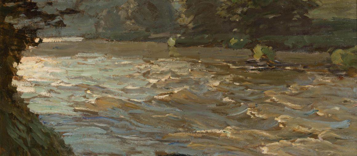 Licht, Luft und Farbe. Malerei süddeutscher Impressionisten