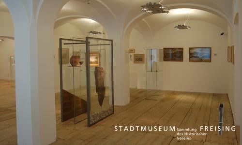 Das Stadtmuseum Freising ist wegen Umbau geschlossen.